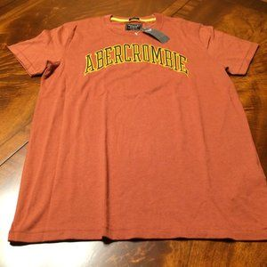 Abercrombie Men's Muscle Fit T-shirt/Tee - S, NWT